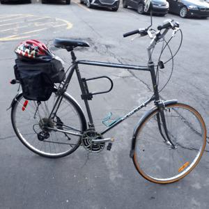 Vélo pour personne de plus de 6'02 ou 1m83 et plus