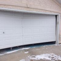 Garage Door & Openers Replacement  and Repair    204-583-5375