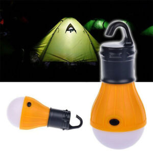 NEW CAMPING PORTABLE LED LIGHT T7013 AS LOW AS 2.50 EA
