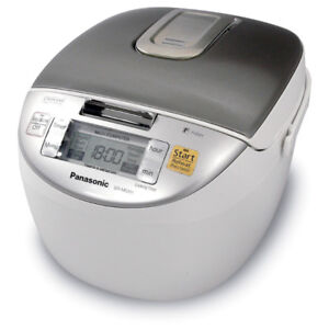 Brand New Sealed In the Box Panasonic SR-MGS102 Rice Cooker