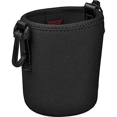 Op/Tech Snoot Boot Black Medium Wide Body Pouch F/ Canon EF 75-300 F4.5-5.6