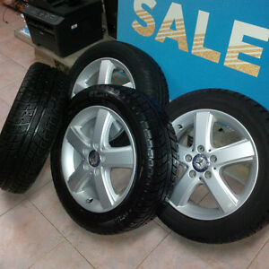 Mercedes-Benz B200 2005 - 2011  rims and Michelin 205/55/16
