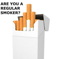 REGULAR SMOKERS NEEDED FOR RESEARCH STUDY