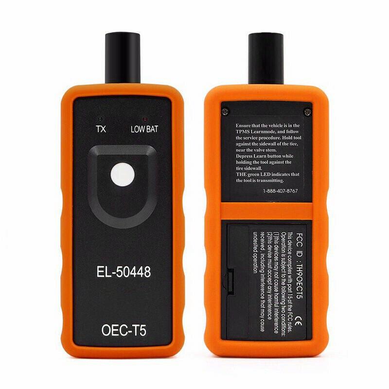 El-50448 Tire Pressure Monitor Sensor TPMS Reset Relearn Activation Tool F CP9