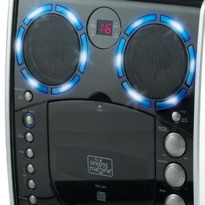 (NEW) SINGING MACHINE PORTABLE SYSTEM($238)