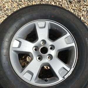 P235/70R16 - 2010 FORD ESCAPE