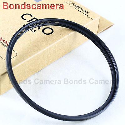 Camdiox 58mm CPRO Ultra Slim MC Multi-coated SMC UV filter for Canon Nikon Sony