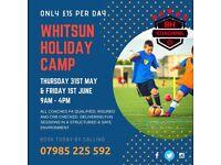SCHOOL HOLIDAY FOOTBALL CAMP