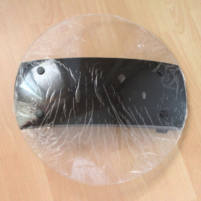 Round Riot Shield Transparent Security Protection Swat Police Tactical Paintball