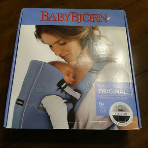 BRAND NEW IN BOX Baby Bjorn Baby Carrier