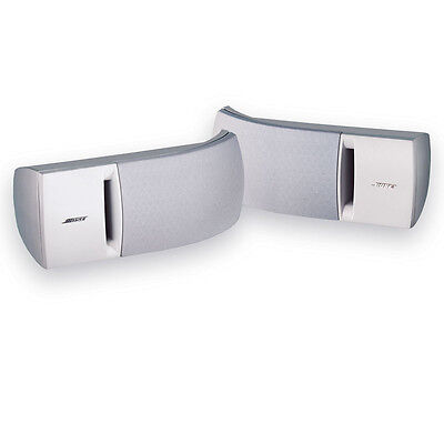 Wall Hanging Brackets bose 161 speaker system - white. includes brackets for wall