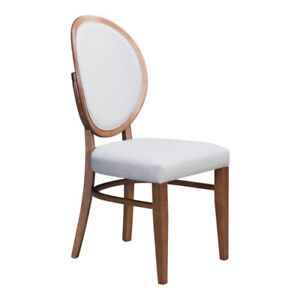 FABRIC DINING CHAIR on special