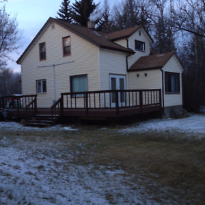 Home for Rent near Redwater… Ideal for company leasing