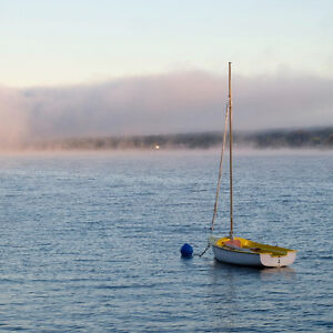Sweet 12.5 foot Sailboat for sale, comes with trailer, REDUCED