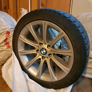 New BMW Sport Rims With New Toyo Tires