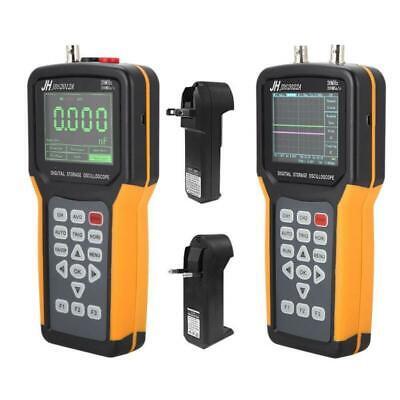 Jh Jds2012ajds2022a 100-240v 200msas Oscilloscope Digital Tft 20mhz Multimeter