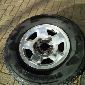 F-150 / Expedition Winter Tires