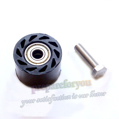Chain Pulley Roller Tensioner 8mm ID Fit Pit Dirt Bike Mini Motocross Motorcycle