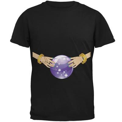 Halloween Fortune Teller Costume Gypsy Mens T Shirt