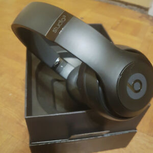 beats studio wireless 3 (matte black)