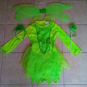 Tinker Bell girls costume Cambridge Kitchener Area image 1