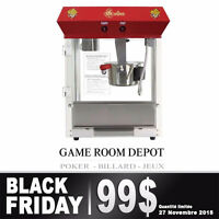BLACK FRIDAY - Machine à popcorn 4oz (démo)