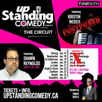 Live Comedy - Fun for ALL ages!