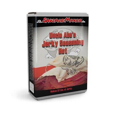 Sausage Maker Venison Hot Jerky Seasoning - Makes 32 Lbs., Model# 81001 ()