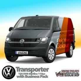 2021 Volkswagen Transporter T28 Transporter Startline 110ps Business SWB Van Die