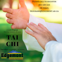 Tai Chi Instructor needed for January