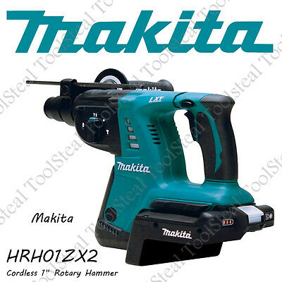 Makita Hrh01zx2 1 Sds-plus Rotary Hammer 36v Li-ion Tool Adapter