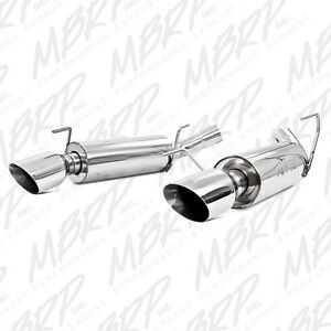 Reduced - Mustang 05-09 exhaust - MBRB