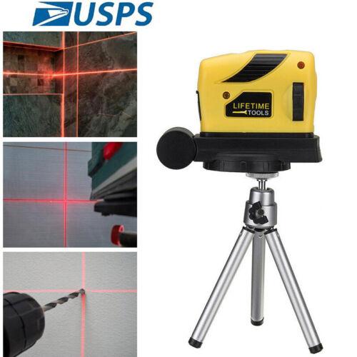 3d laser level self leveling point line