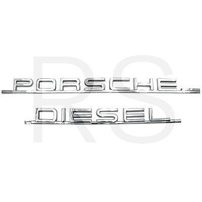 1490003390200 Für Porsche Diesel Traktor GRANIT Schriftzug Junior, Standard, Sup