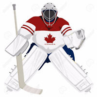 Male Goalie Looking To Play Ice Hockey