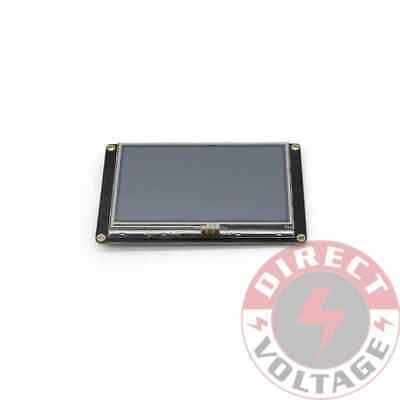 Nextion Enhanced Nx4827k043 - Generic 4.3 Hmi Lcd Touch Display.