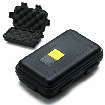 Waterproof Survival Container Shockproof Outdoor Plastic Storage Case Carry Box