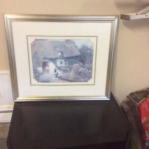 framed art various sizes large $5  small$3 St. John's Newfoundland image 3