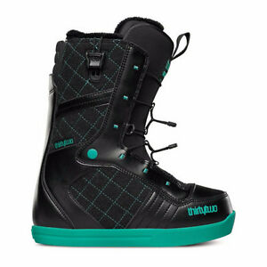 New Thirtytwo 86 FT Women's Snowboard Boots Size 9.5