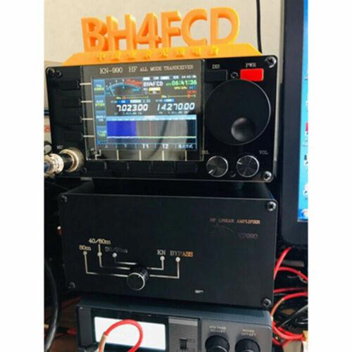 100W Short wave HF power amplifier for KN-850 KN-990 FT-817 FT-818 KX3 QRP