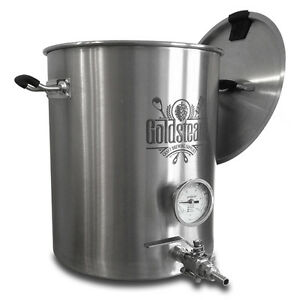 10 GALLON WELDED BREW KETTLE WITH AWARD WINNING BEER KIT