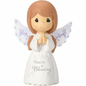"Precious Moments - ""You're a Blessing"" Mini Figurine Angel NEW"