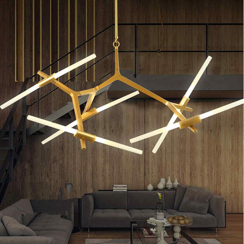 Details About Bar Lamp Gold Pendant Light Kitchen Pendant Lighting Home Modern Ceiling Lights