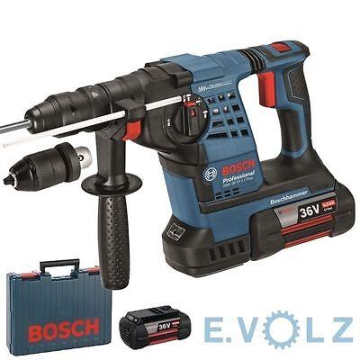 Bosch Akku-Bohrhammer GBH 36 VF-LI Plus, 2 x 36V 4,0 AH Akku im Koffer online kaufen
