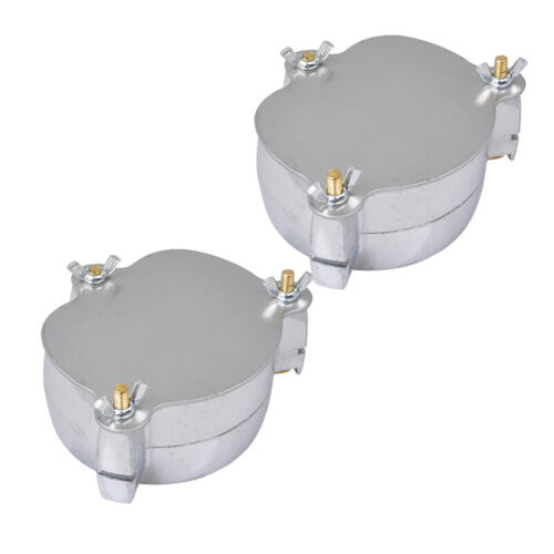 2X Dentist Aluminium Denture Flask Compressor Parts dental Lab Compressor Equipm