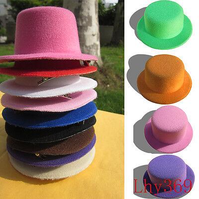 Mini Top Hat Party Church DIY Making Craft Alligator Buy 2 Get 5% Discount  A007 (Buy Mini Top Hat)