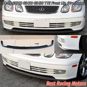98-05 GS300 GS400 GS430 TTE Style Front Bumper Lip (Urethane)
