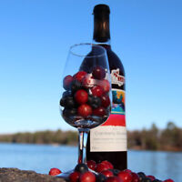 Cranberry Bogs at Muskoka Lakes Farm & Wintery and Steamship