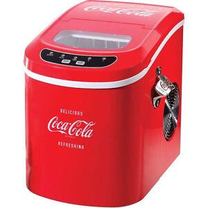 Coca-Cola-Series-26-Lb-Day-Countertop-Ice-Maker-Portable-Coke-IceCube ...