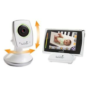 Summer Infant® Baby Touch Wi-Fi Baby Camera and Monitor